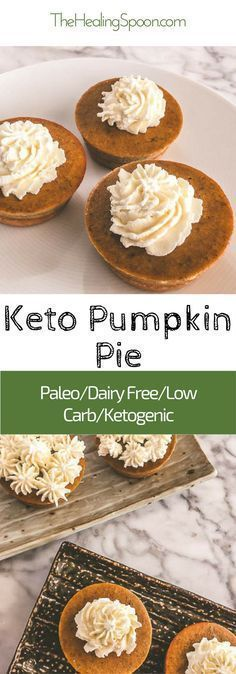 LOVELY LOW CARB PUMPKIN PIE RECIPES